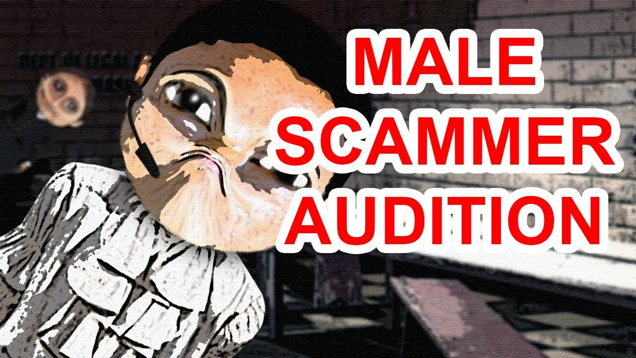 The Male Scammer Voice Audition Offer The Hoax Hotel