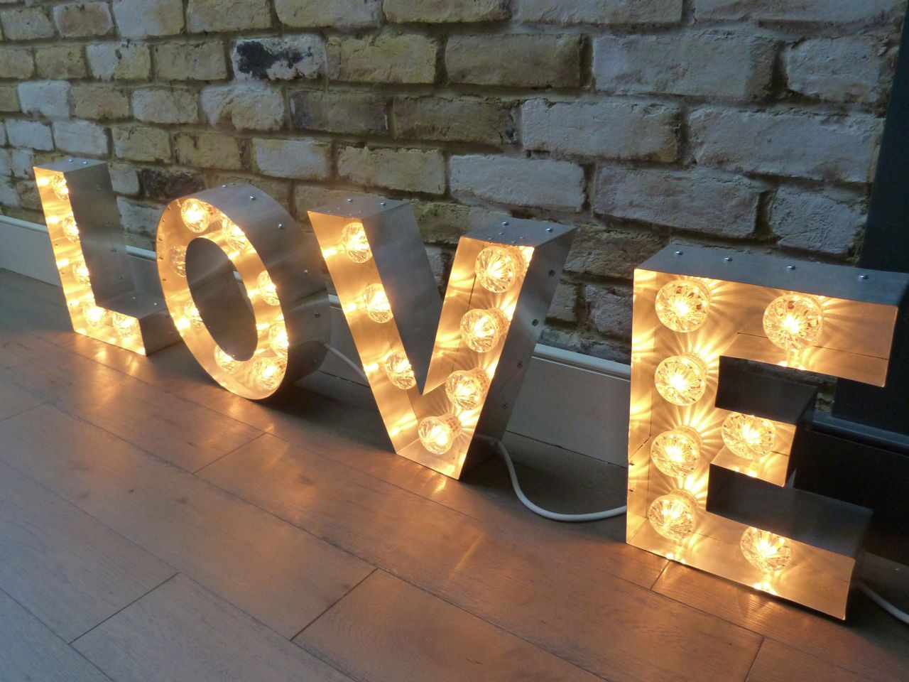 Gold Lit Letters Letter Light Box  Google Search  Holders Of Light  Pinterest