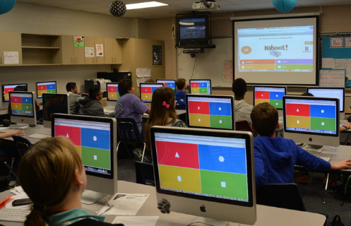 Kahoot The free gamebased learning platform as trialled