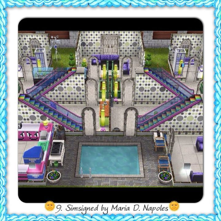#Sims #Freeplay I Like The Colors