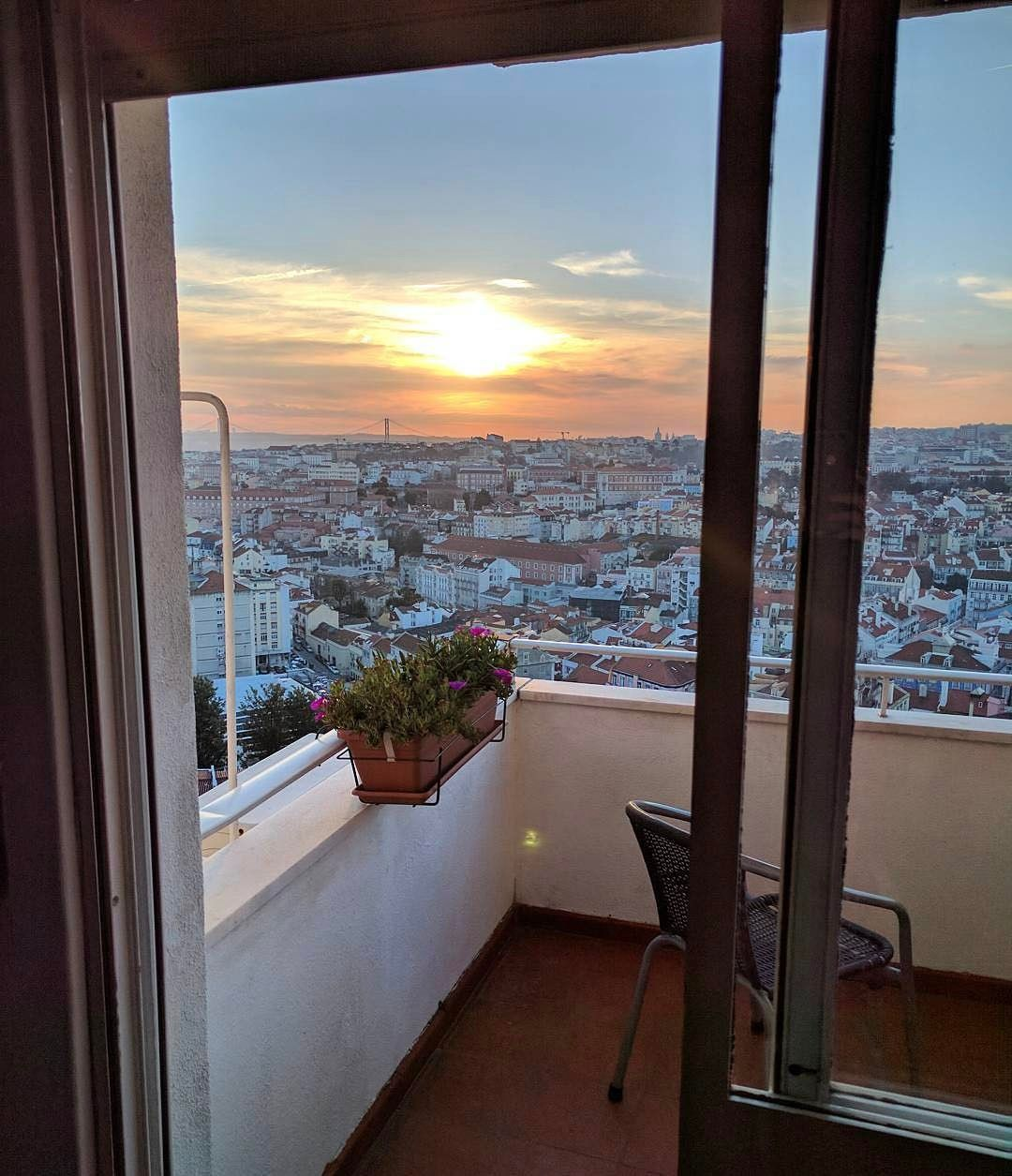 Airbnb On Instagram Tourists Crowd The Miradouros The City S