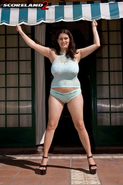 romina fat woman Lopez