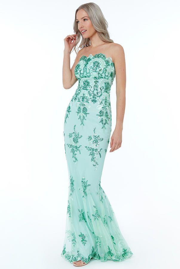 Photo of EVENING DRESSES CEREMONY DRESSES CATWALK DRESSES DRESSES …