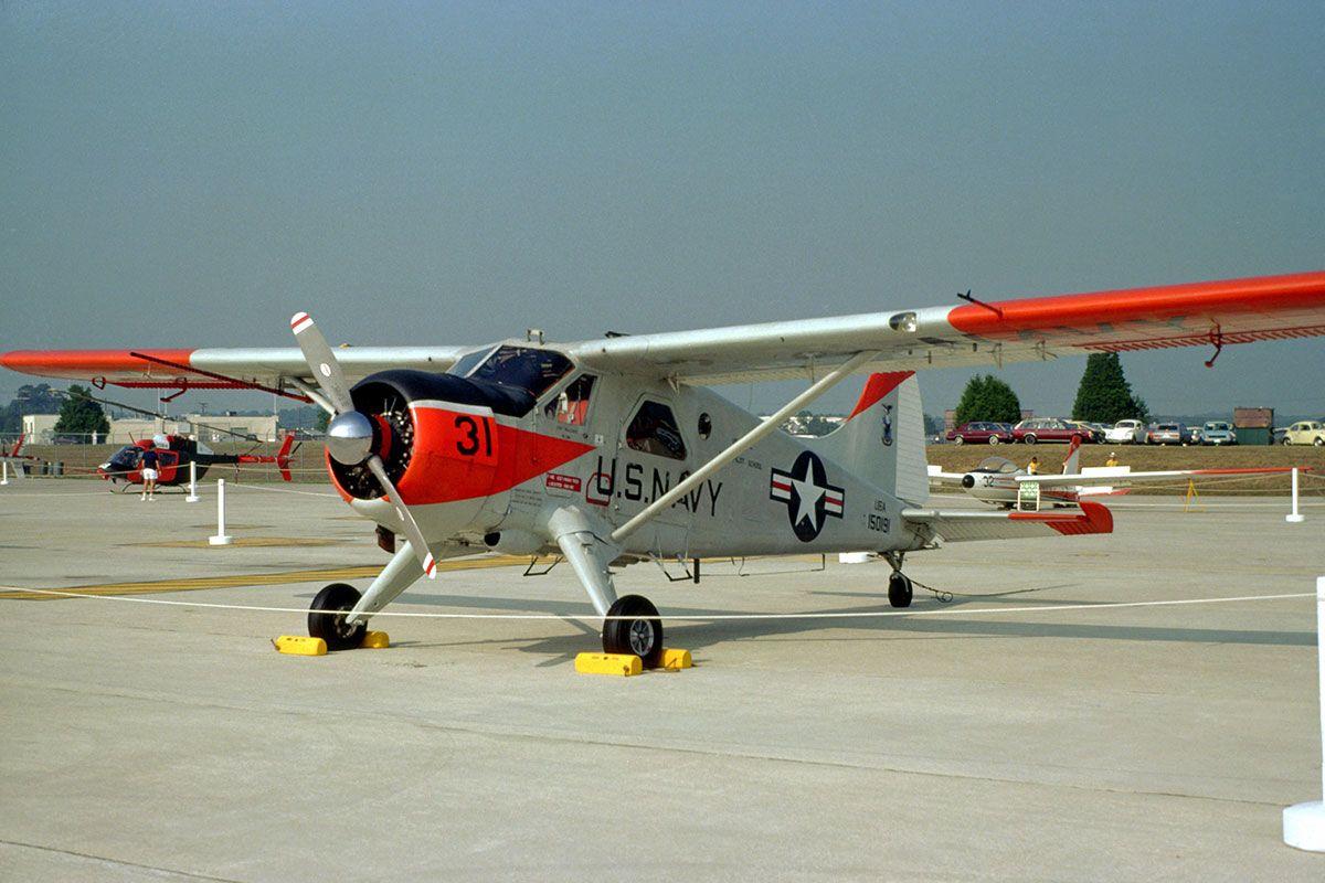 u-6a beaver - Google Search