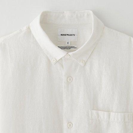steven alan . norse projects - emil shirt : cotton linen