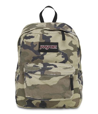 8ab5b56420 Jansport High Stakes Backpack Beige Conflict Camo