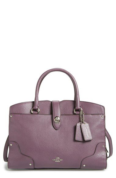 cb597cdc42e COACH COACH  Mercer 30  Leather Satchel available at  Nordstrom ...