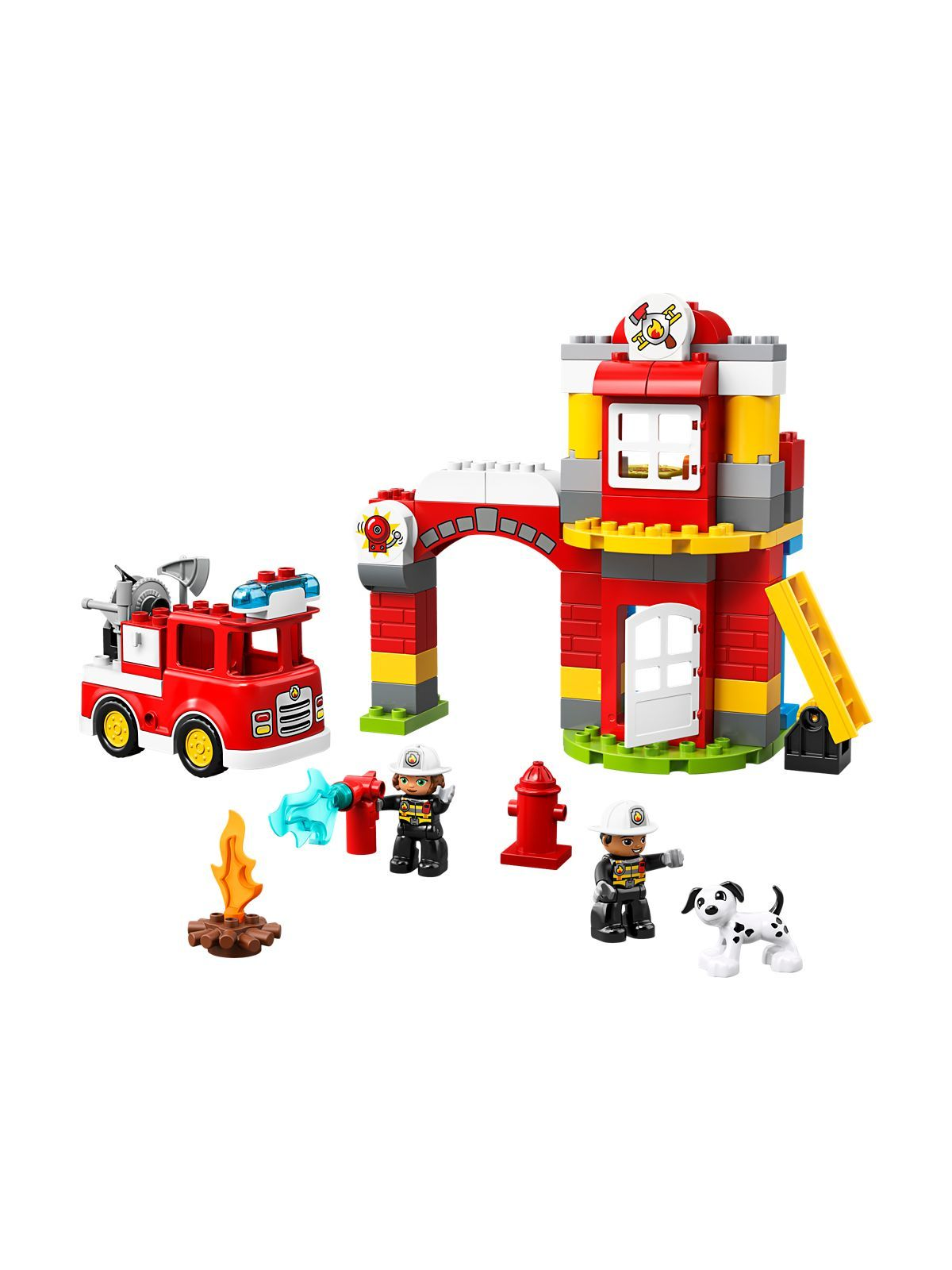 Fire Station 10903 Duplo Lego Shop Rylands Wishlist Lego