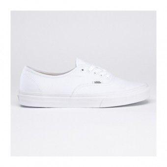 Vans Classic Canvas White - Vans shoes