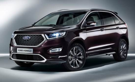 Ford Edge  Redesign Price Release