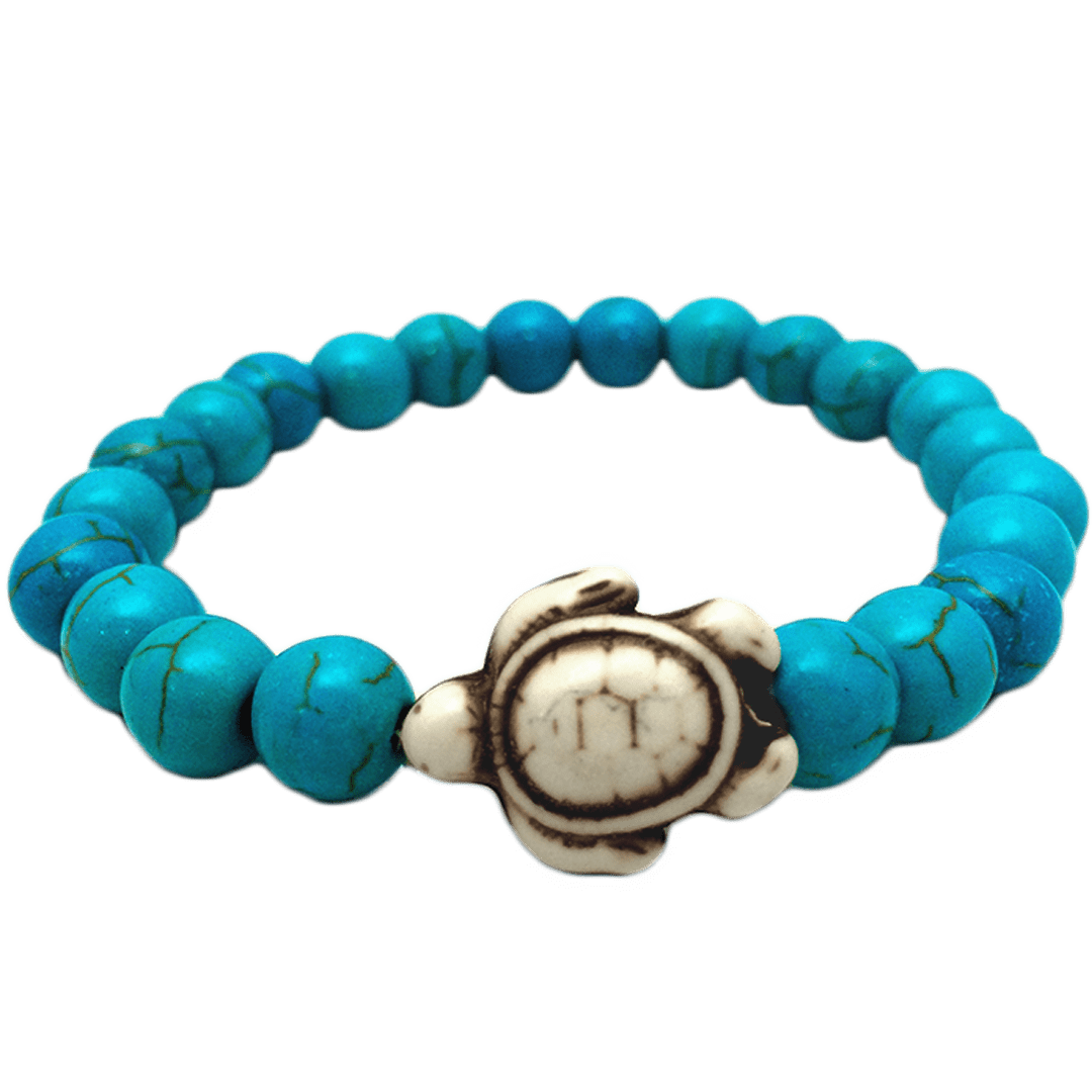 products white bracelet shamballas love turtle turquoise planet peace and sea