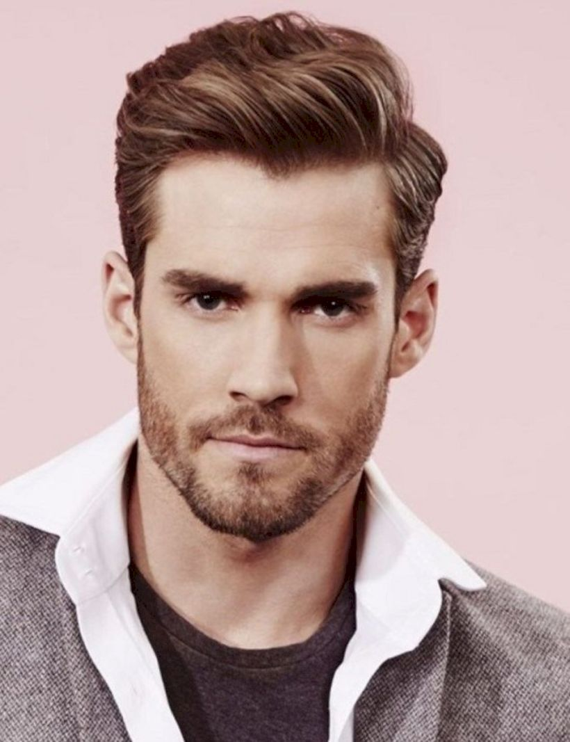 55 New Hairstyles For Men In 2018 Seasonoutfit Mens Hairstyles Medium Hair Styles 2016 Medium Hair Styles