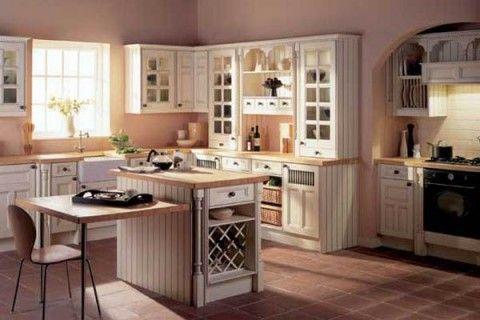 Cocinas clasicas para enamorarse \u2013 Segunda Parte Country kitchen