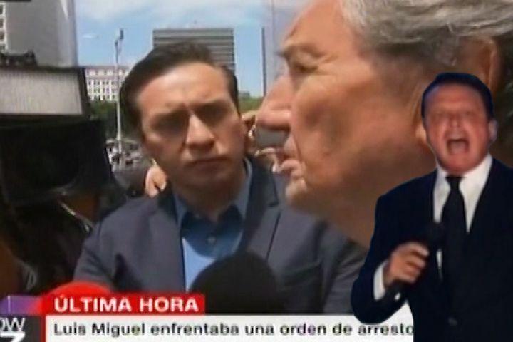 ¡Última Hora! Luis Miguel Acaba De Ser Detenido, Todo Lo Relacionado Con Su Arresto