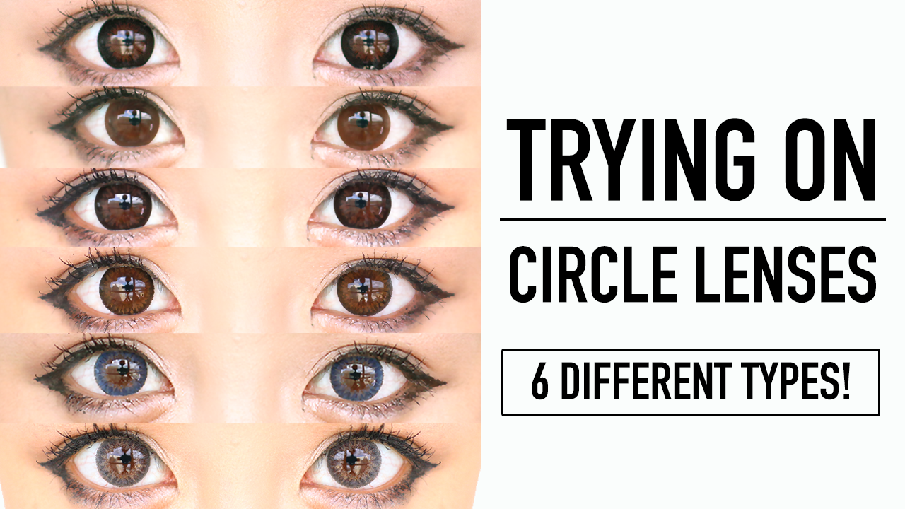 Circle Lenses Before And After Review Make Your Eyes Bigger Through Contacts Buy Circle Lenses Austr Circle Lenses Contact Lenses Colored At Home Face Mask