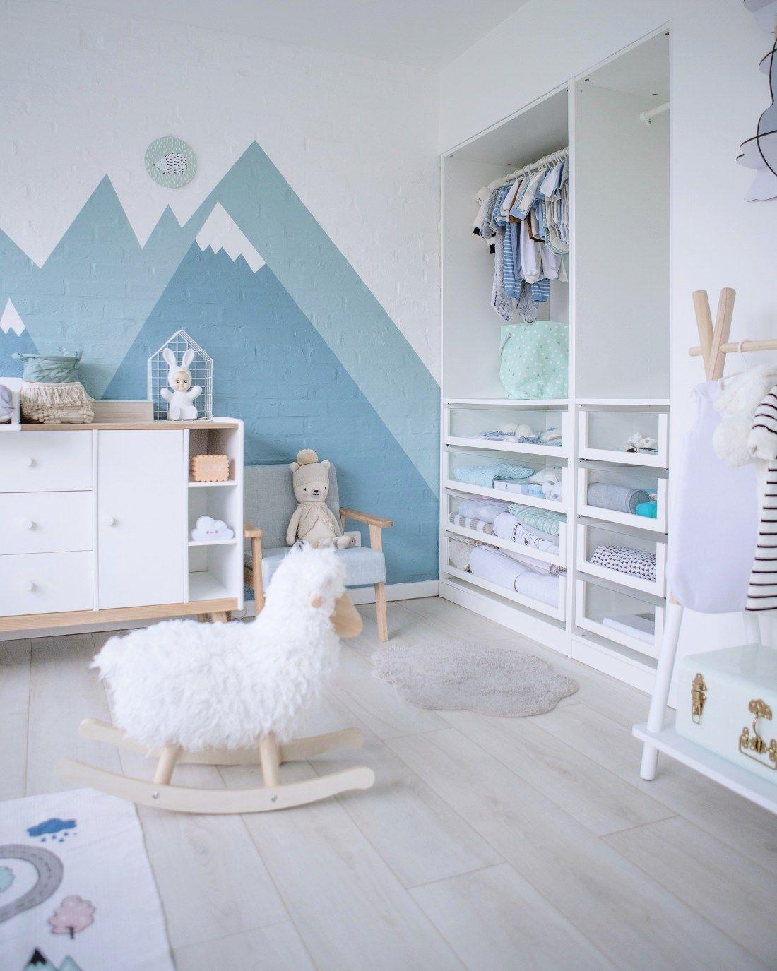 LA CHAMBRE DE BABY OWEN ! - Babychoufamily  Décoration chambre