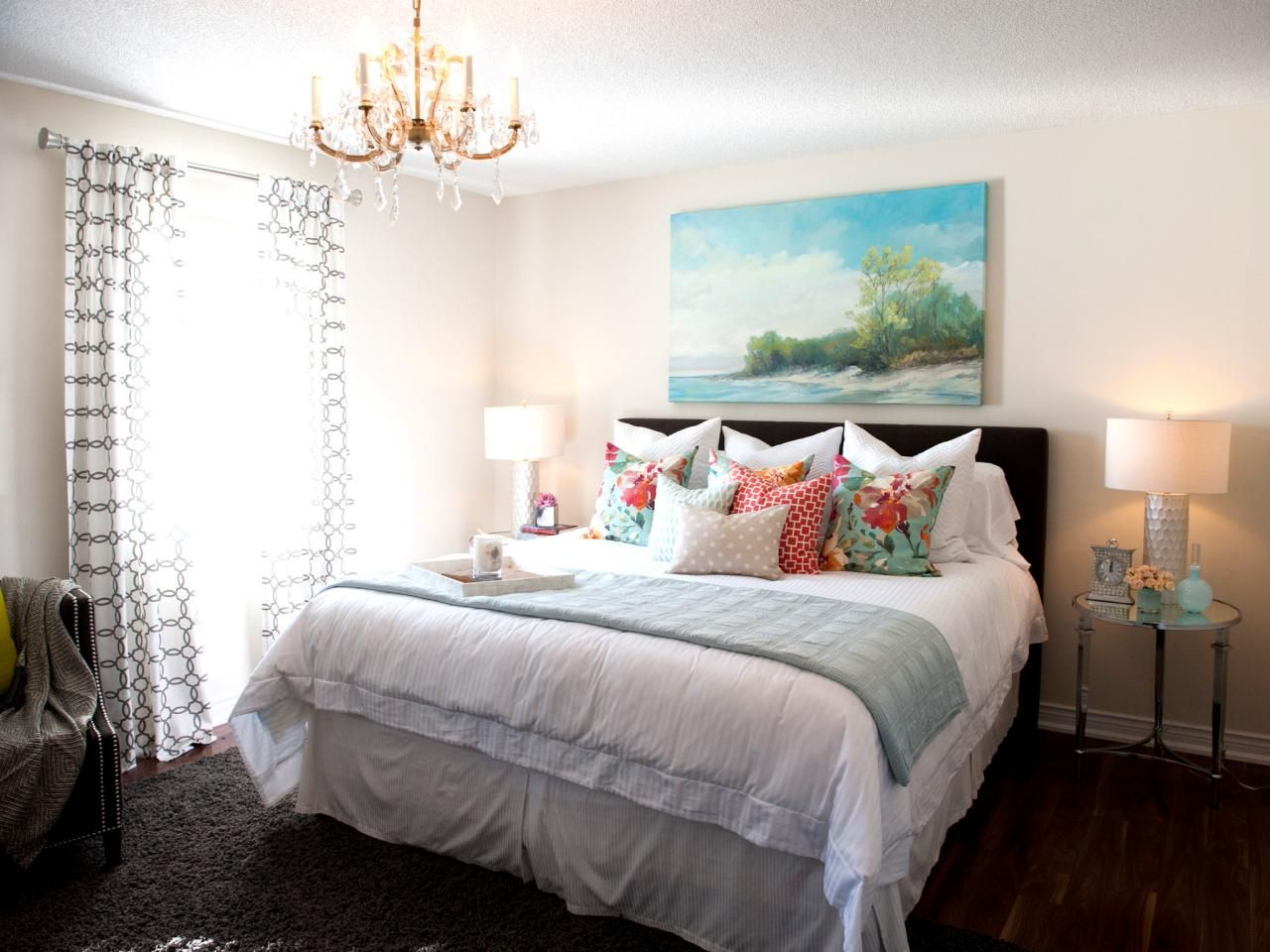 Colorful Home Makeovers From Property Brothers: Buying + ...