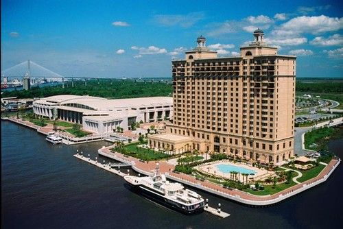 Savannah Ga The Westin Harbor Golf Resort Spa Slips