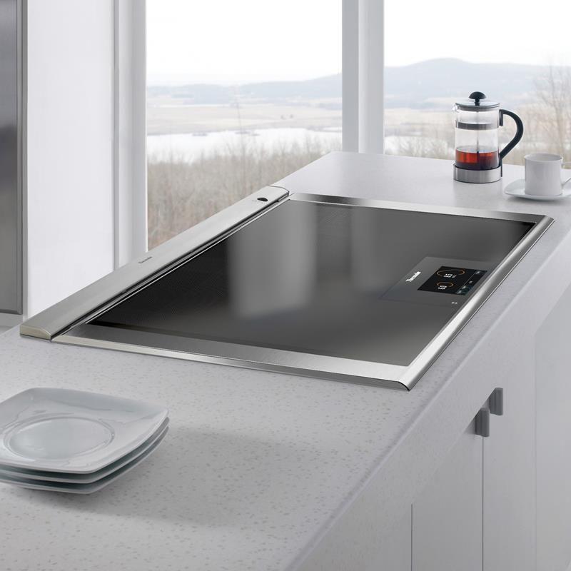 kitchenaid induction range control lock