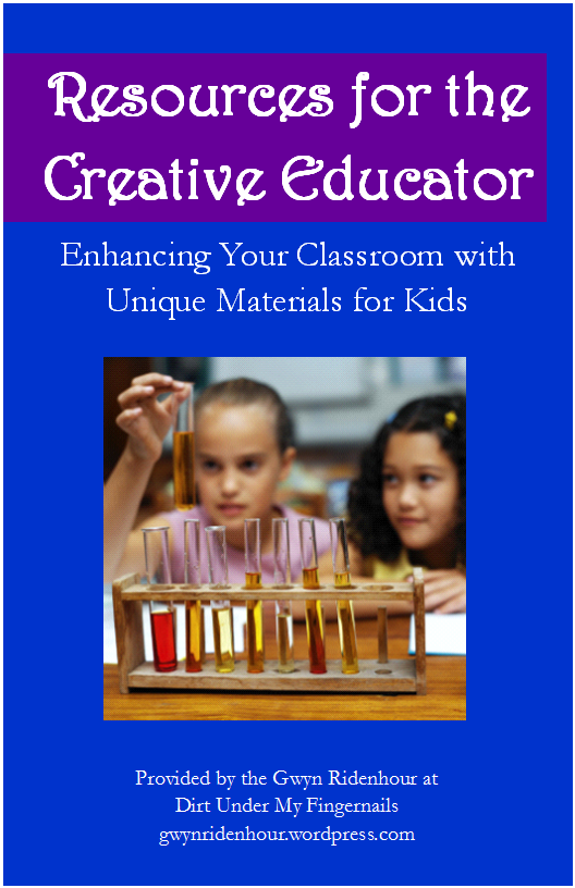 Resources for the Creative Educator