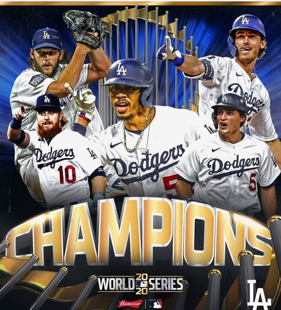 Photo of 🙌🏾 World Series 2020: Champs! The best Dodgers team ever ends L.A.'s 32-year title drought