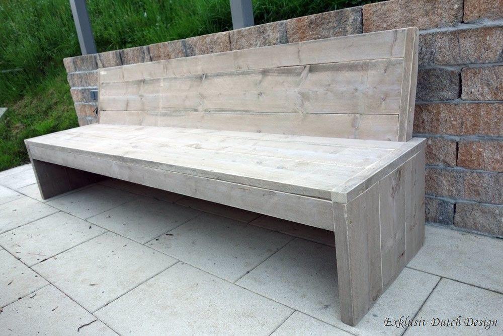 Diy Budget Loungebank : Gemütliche sitzecke aus paletten einfache diy idee für balkon