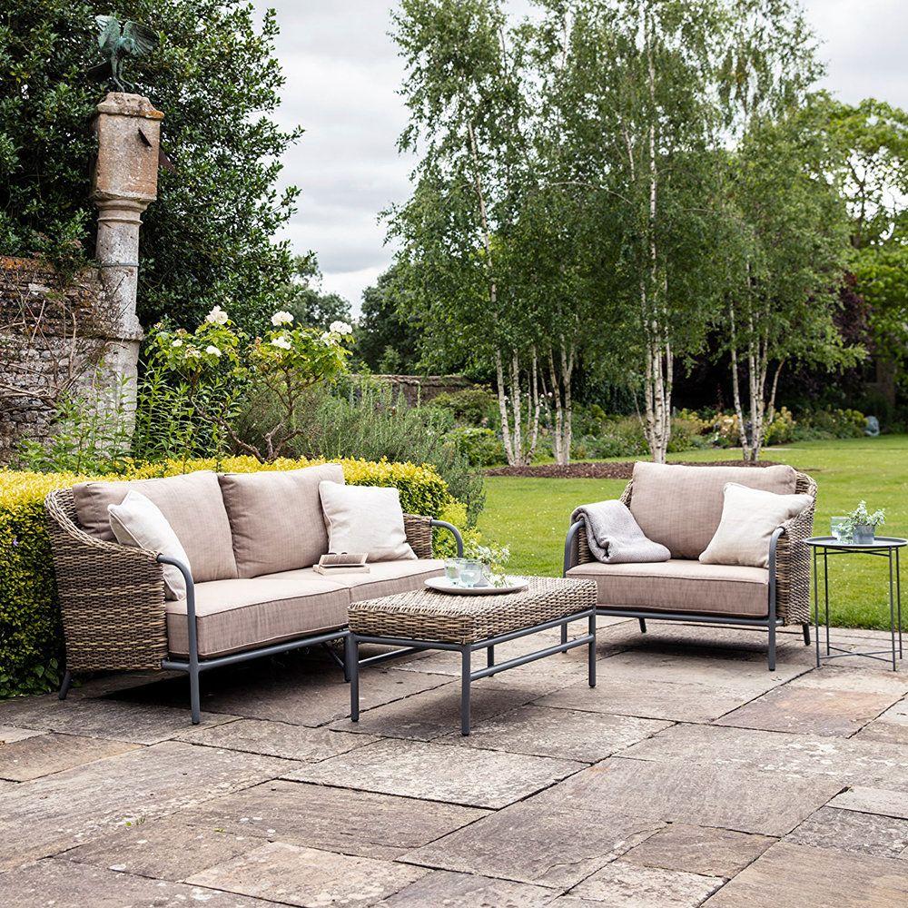 Discover The Garden Trading Heyshott Sofa Set At Amara Outdoor Sofa Sets Best Outdoor Furniture Outdoor Furniture