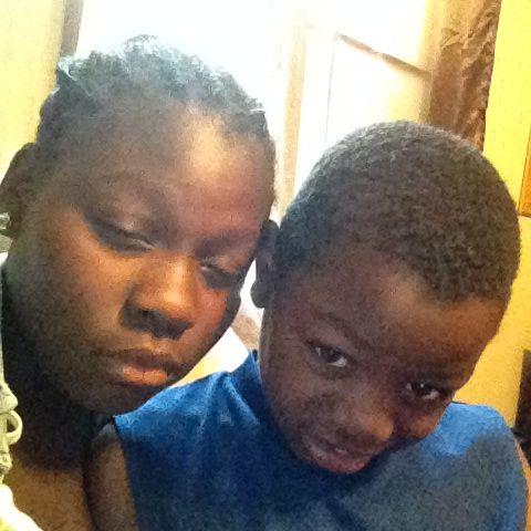 Those faces doe lol, gotta love the little bro!!!!
