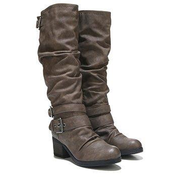 Womens Boots CARLOS by Carlos Santana Claudia Black