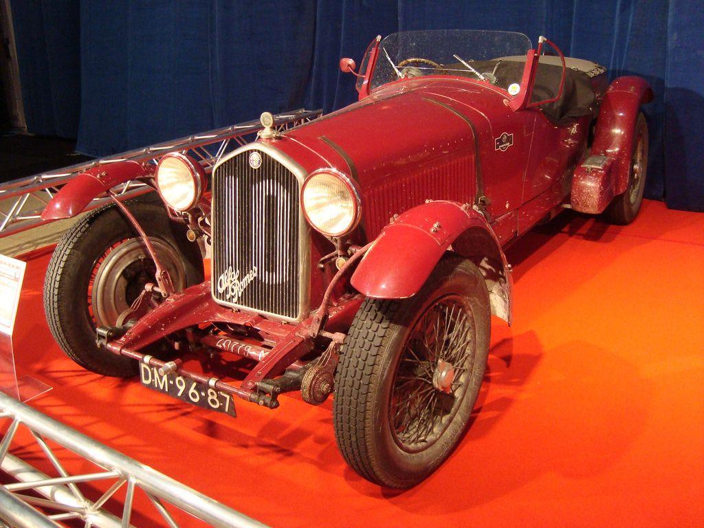 LE MANS 1932 -  ALFA ROMEO 8c 2300 LM  #10
