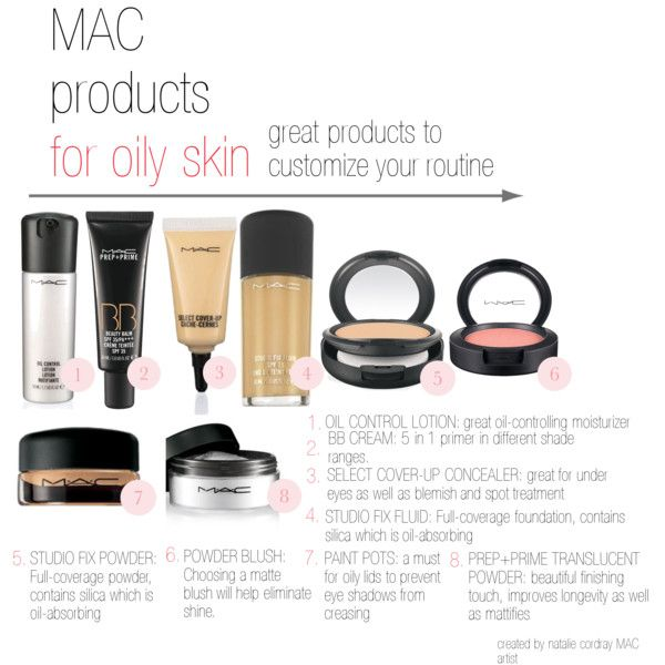 Mac Products For Oily Skin Beauty Pinterest Oily Skin Makeup