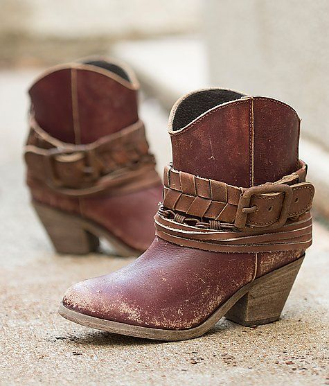 Indie Spirit by Corral Rosebud Cowboy Boot