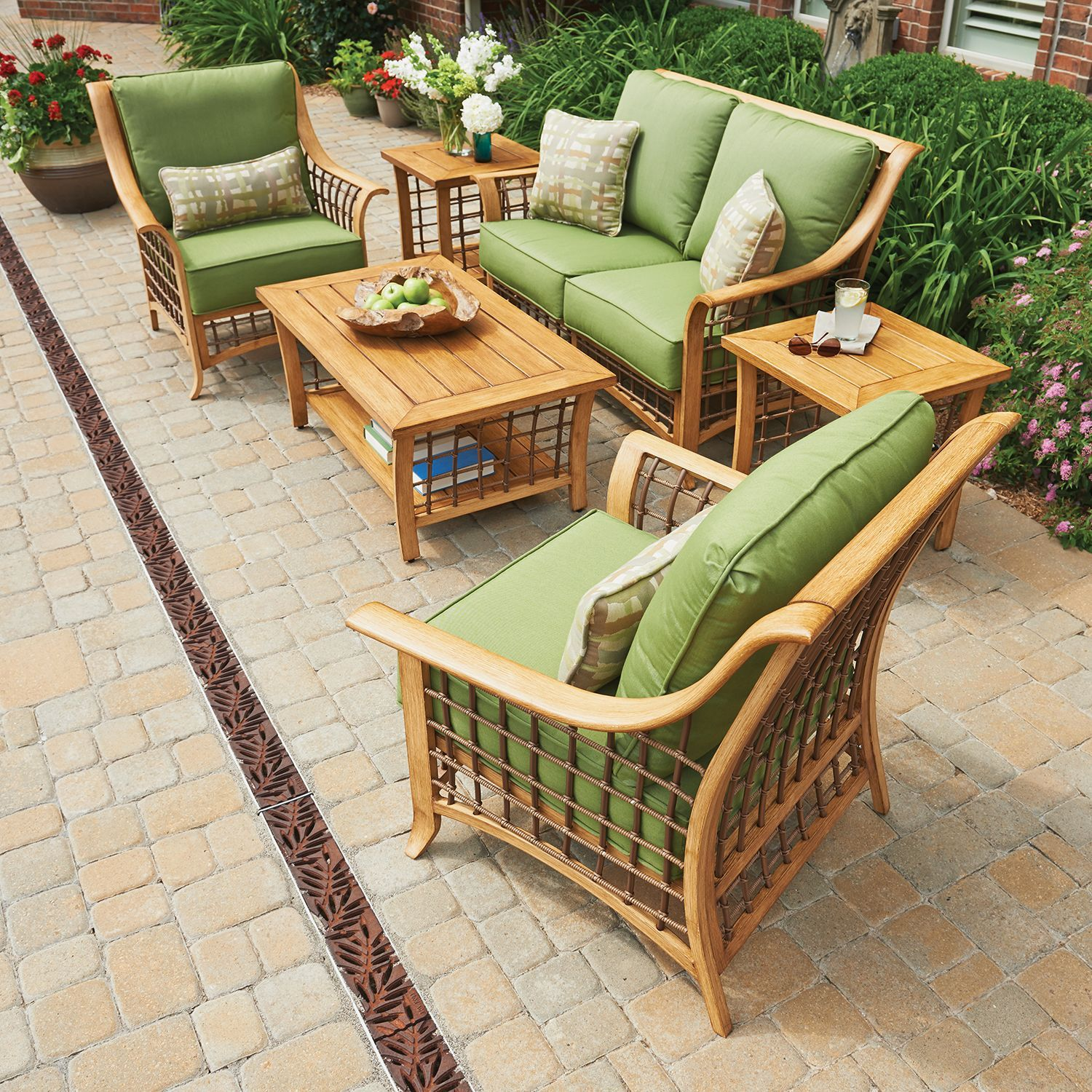 Santa Clara Conversation Set 6 Pc Sam S Club Patio