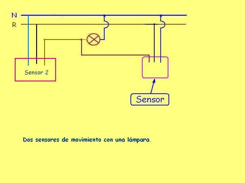 Sensor De Movimiento E Interruptor Sensores De Movimiento Sensor Movimiento