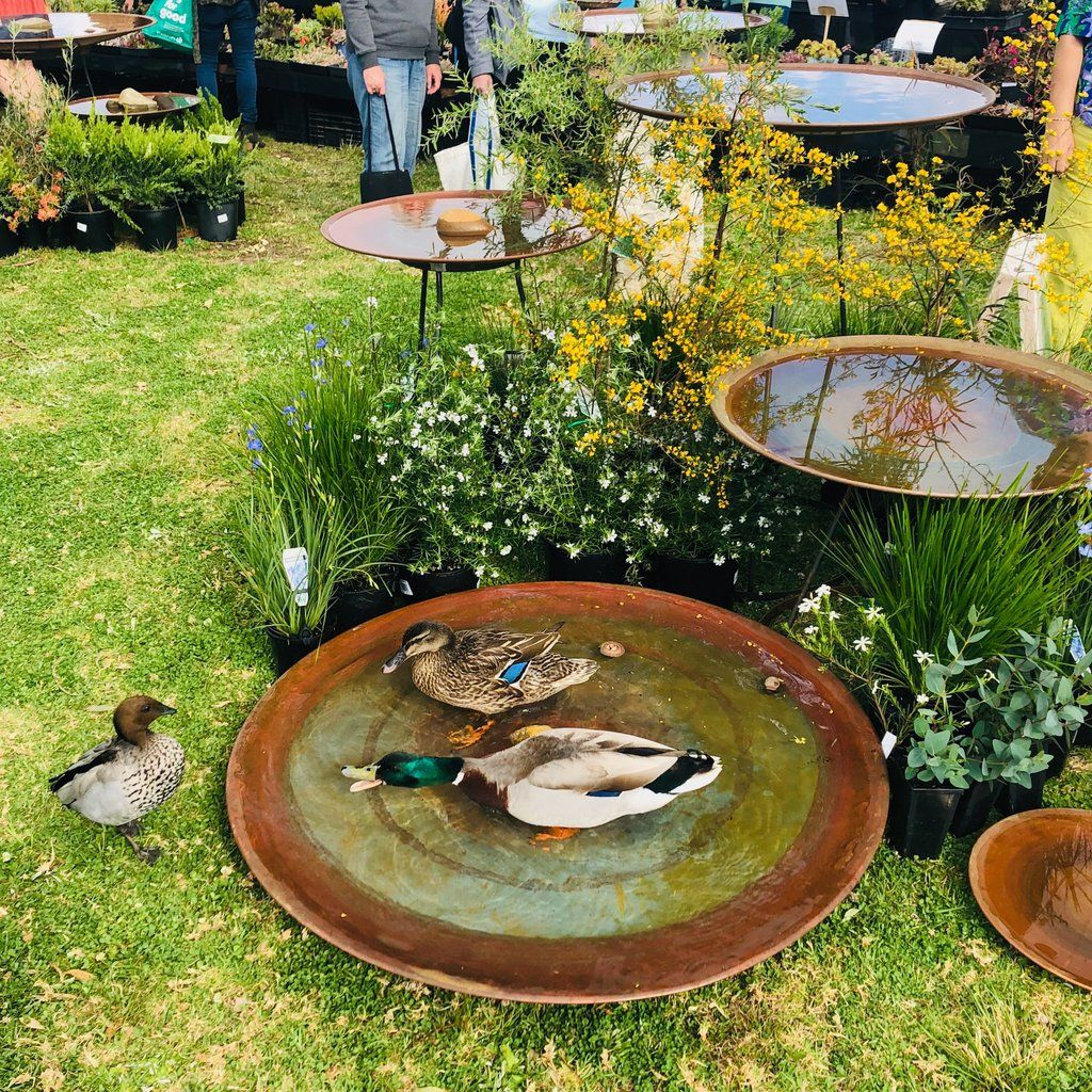 Extra Large Spun Copper Dish Copper Dishes Bird Bath Extra Large