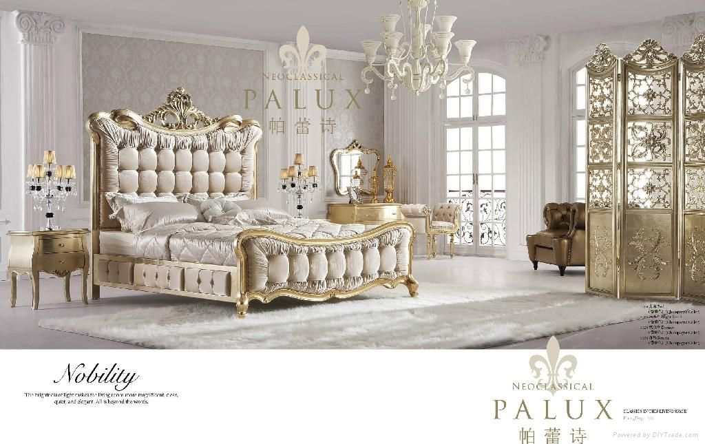 Neo Classical Luxurious Bedrooms Luxury Bedroom Design Classic