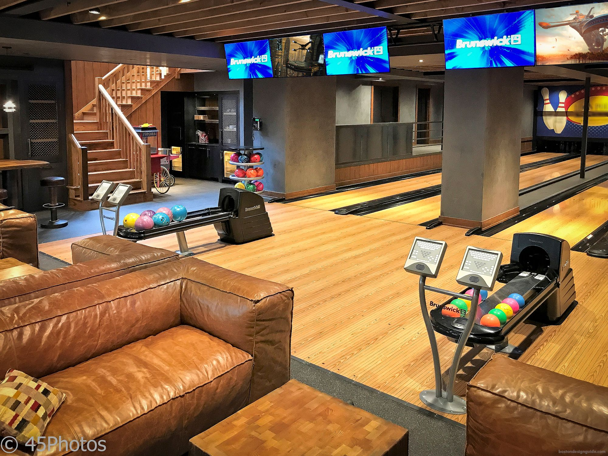 The Playhouse Includes A Gaming Room Toddler Play Area