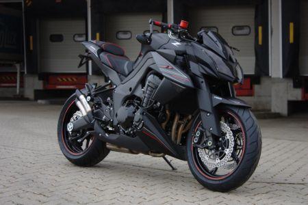 Kawasaki Y Black Edition