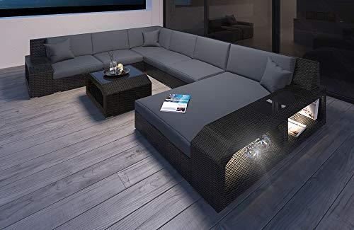 ᐅ Top Du Suchst Eine Gunstige Qualitativ Hochwertige Wohnlandschaft Modernes Rattan Sofa Matera Als Designer In 2020 Furniture Sofa Set Patio Sofa Wooden Sofa