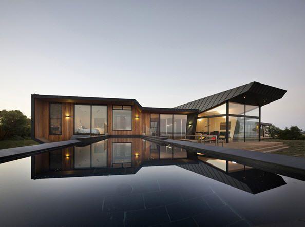 Maison darchitecte contemporaine en australie