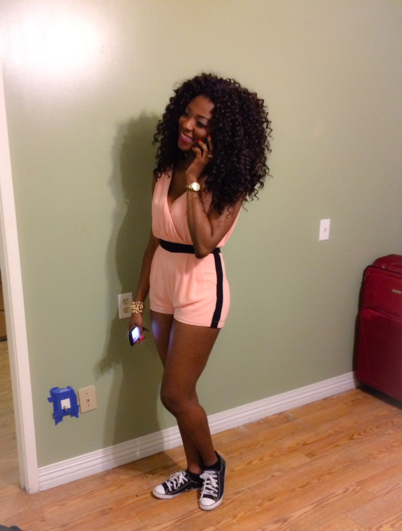 Full figured ebony