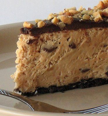 Peanut Butter Torte- Best thing I've ever made!