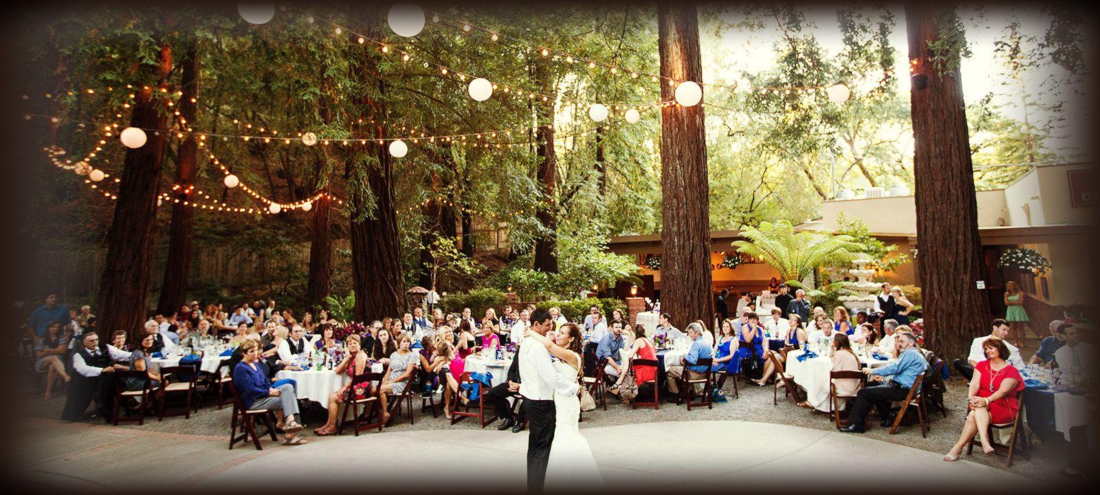 Marin County S Best Wedding Event Venue Deer Park Villa Northern California
