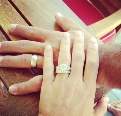 Jessie James And Eric Decker S Wedding Rings D Eric Decker