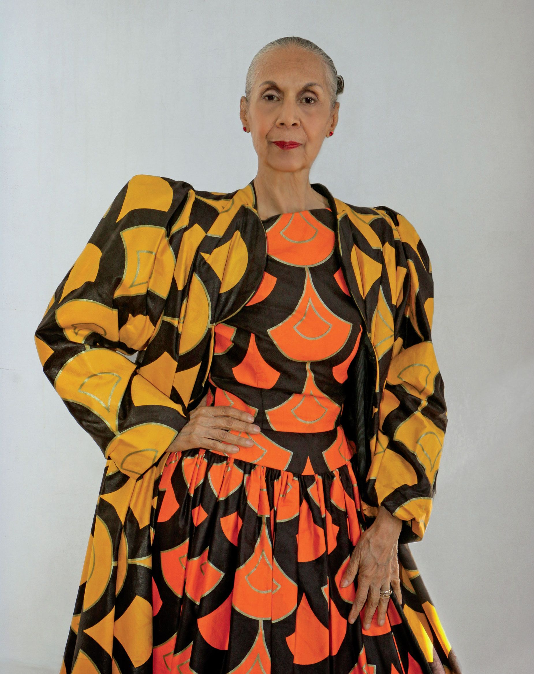 Let These Women Over 50 Show You How Style Only Gets Better with Age - Carmen de Lavallade from InStyle.com