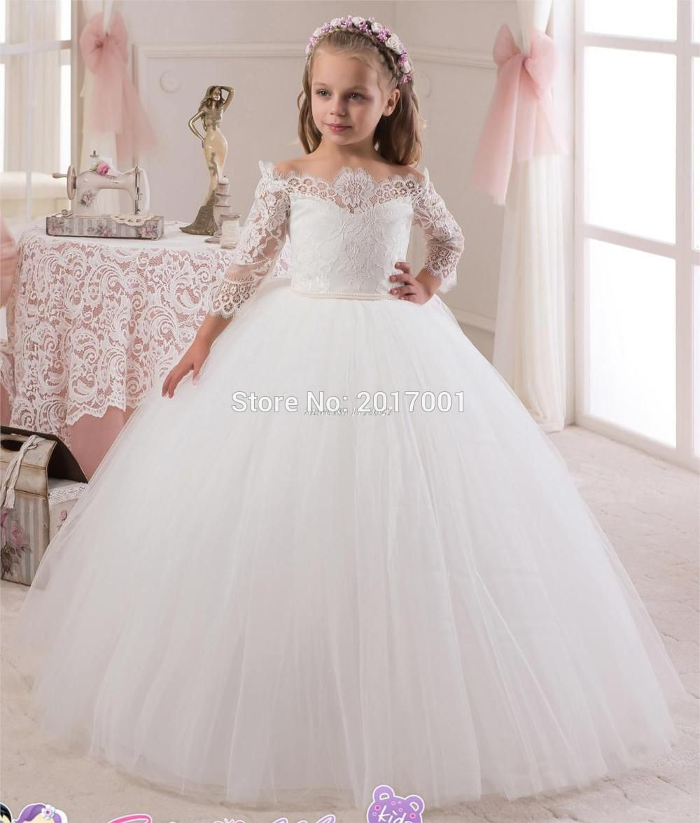 Resultado De Imagen Para Vestidos Elegantes Largos Para Niña
