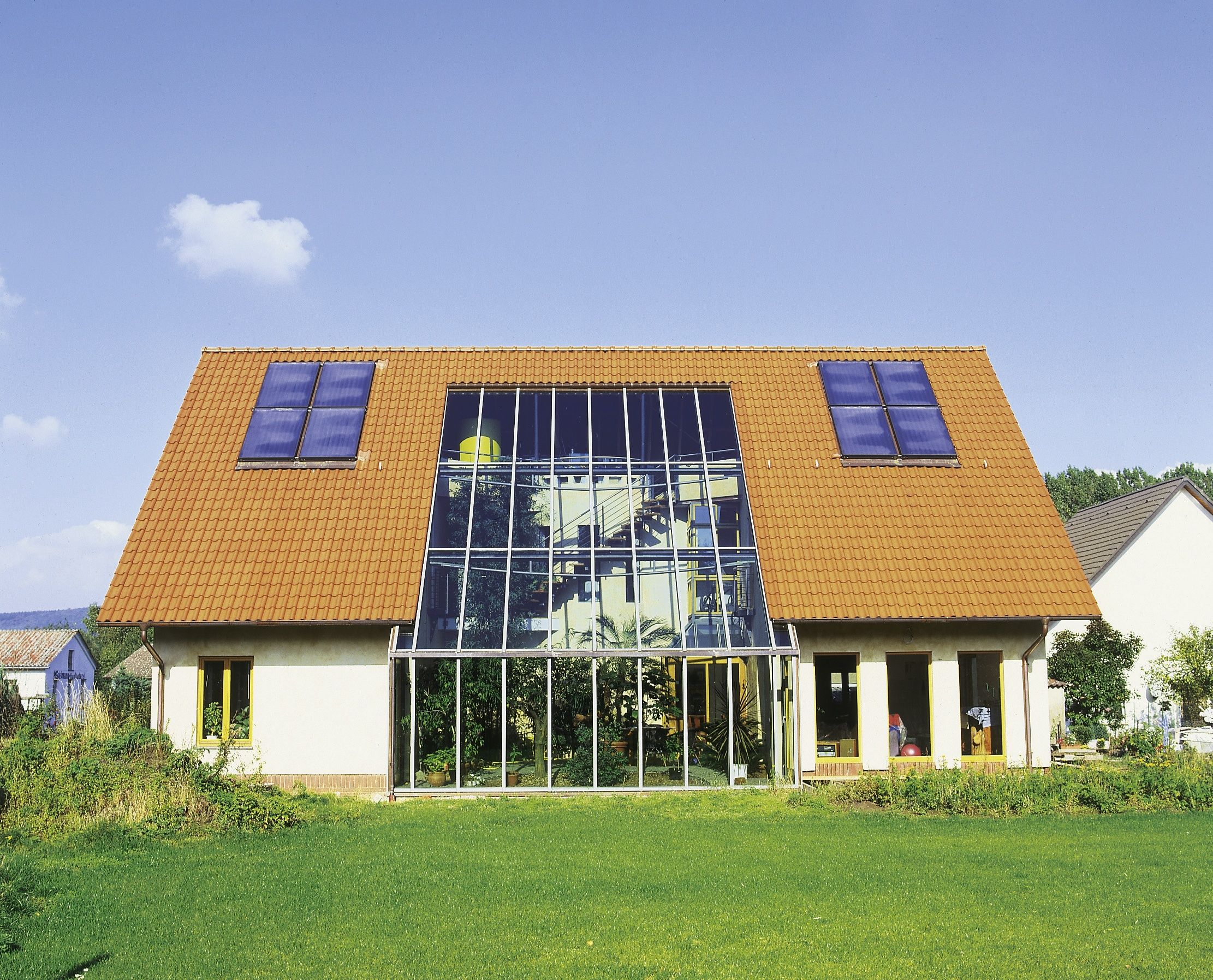 Croissant Richard Hanisch arch. a Bad Salzuflen - Germany | Grange | Maison XL-35