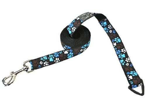 Rc Pet Products Dog Leash 1inch By 6feet Pitter Patter Chocolate Click Image To Review More Details This Is An Amazon Affiliate Dog Leash Pet Dogs Leashes
