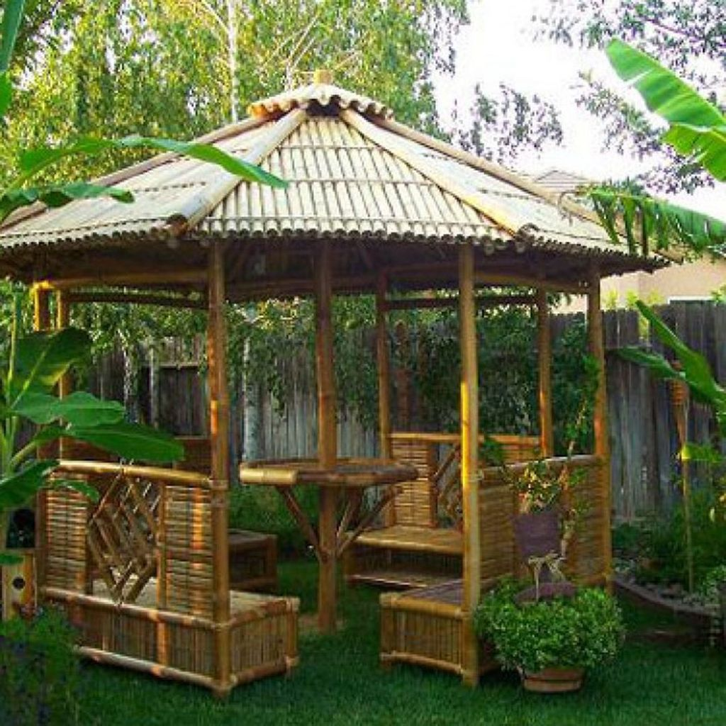 47 Attractive And Unique Gazebo Ideas That You Must Know Diy