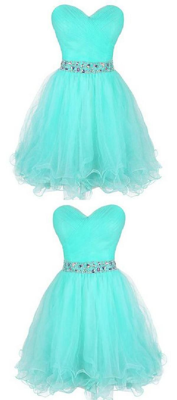 Cute prom dresses prom dresses blue ball gown homecoming dresses